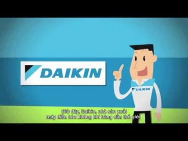 Điều hòa Daikin, Tìm hiểu về điều hòa Daikin tại Việt Nam